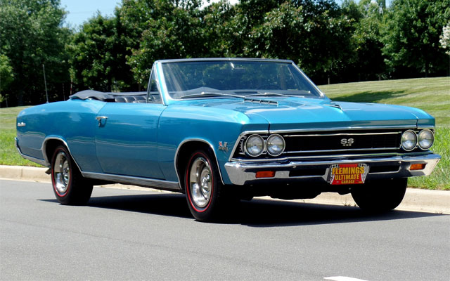 Chevy Chevelle 2016 >> 1966 Chevelle SS Convertible - My Dream Car