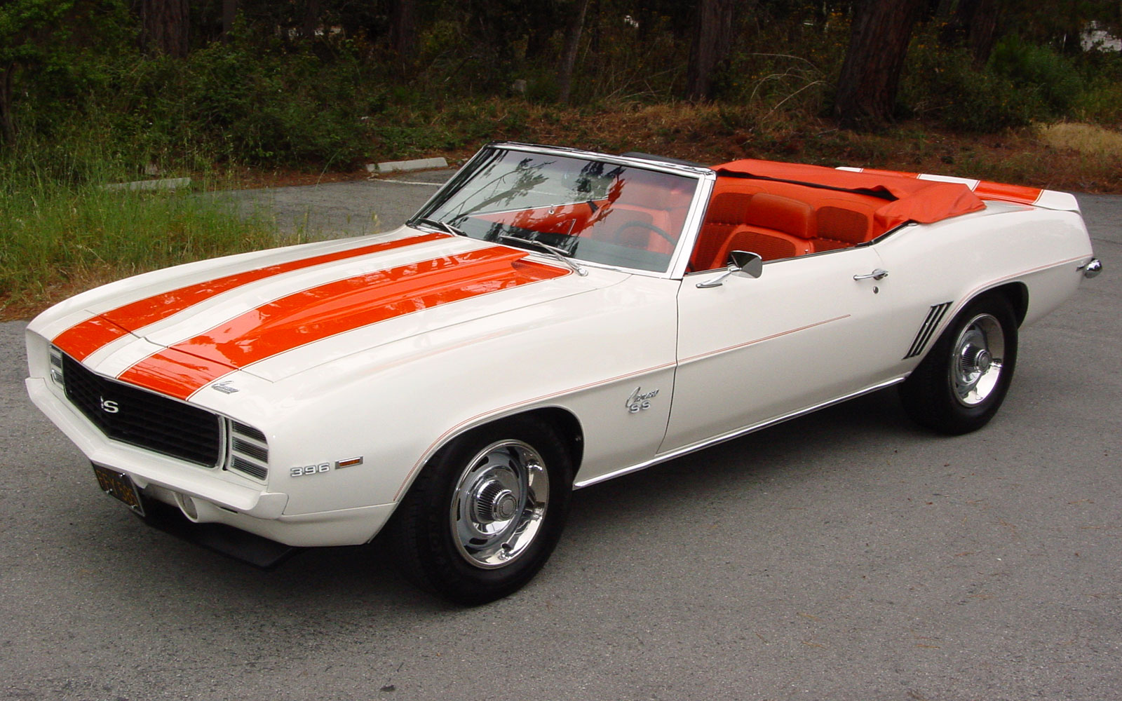 Classic Muscle Cars For Sale >> 1969 Camaro Z11 Indy Pace Car - My Dream Car