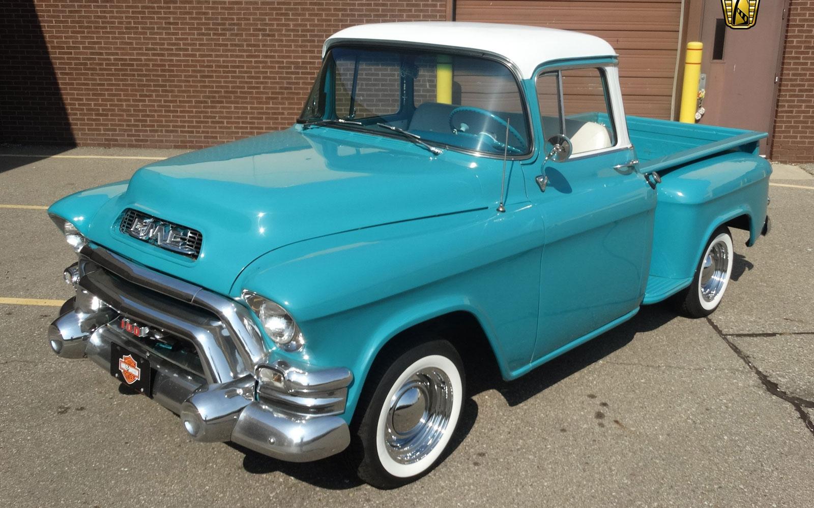 1955 Gmc 100 Pickup