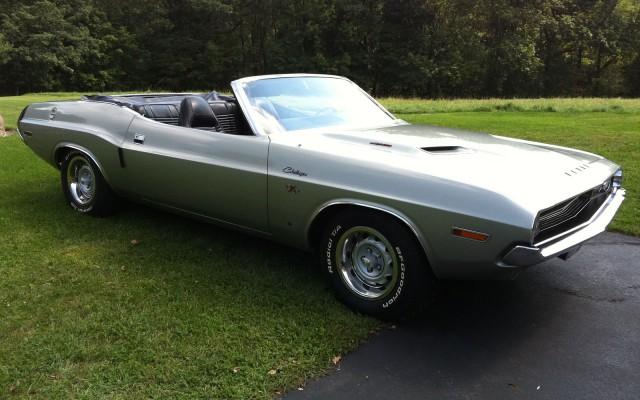 1970 Dodge Challenger R T Convertible My Dream Car