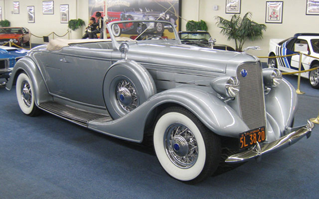 How To Return A Used Car To The Dealer >> 1935 Lincoln Model K V-12 Convertible - My Dream Car