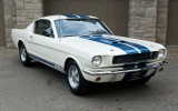 1965 Shelby GT-350 Mustang