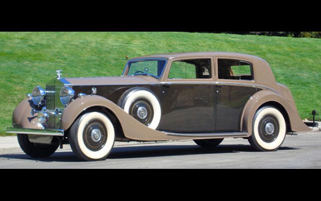 1937 Rolls-Royce Phantom III Limousine - My Dream Car