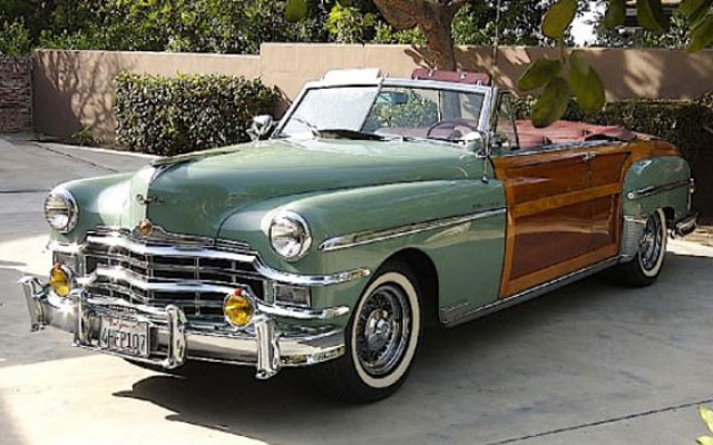 Chrysler Town And Country >> PRICE REDUCED: 1949 Town & Country Woodie - My Dream Car