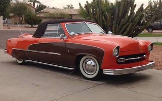 Cars For Sale Waco Tx >> 1951 Ford Victoria Convertible - My Dream Car