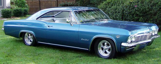 Identifying a 1965 Chevy Impala SS - My Dream Car