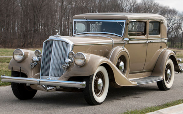 Collector Cars For Sale >> 1933 Pierce Arrow Model 836 - My Dream Car
