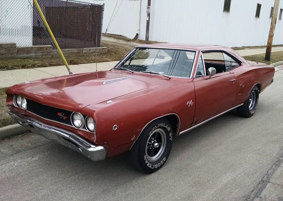 1968 Dodge Coronet R/T Deal of the Day