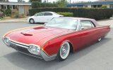 1961 Ford Thunderbird Firestar