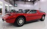 1974 Maserati Bora 4.9L