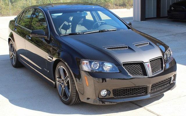 2009 pontiac g8 gt slp firehawk my dream car. Black Bedroom Furniture Sets. Home Design Ideas