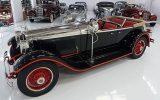 1927 Packard Dual Cowl Phaeton