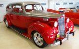 1939 Packard 2-Door Show Car