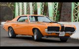 1970 Mercury Cougar Eliminator