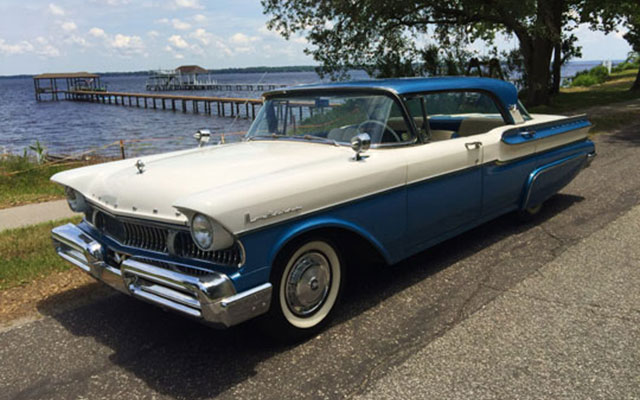 Classic 1957 Mercury 2-Dr Hardtop