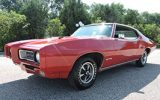 Bargain priced 1969 Pontiac GTO
