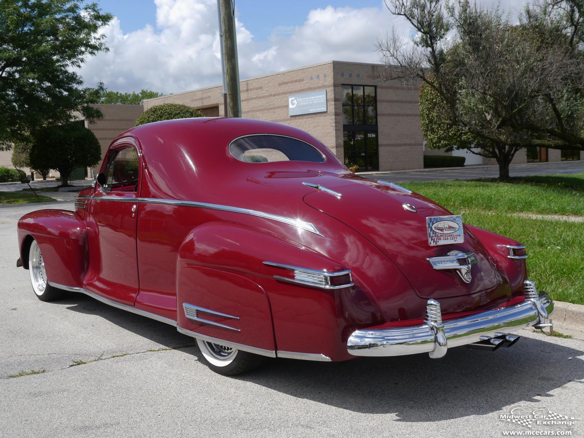 1942 Lincoln Zephyr My Dream Car