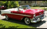 1956 Chevy Bel Air Convertible