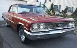 1963 Ford Galaxie 500XL G-Code