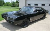 real deal 1968 Pontiac GTO