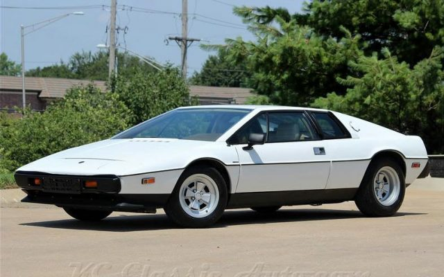 1978 Lotus Esprit for Deal of the Day