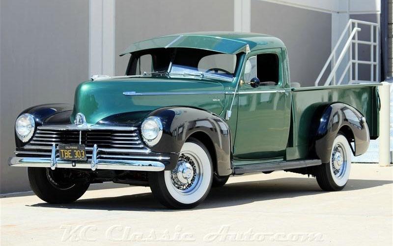 "Texas Car Inspection >> 1946 Hudson ""Big Boy"" Model 58 Pickup - My Dream Car"