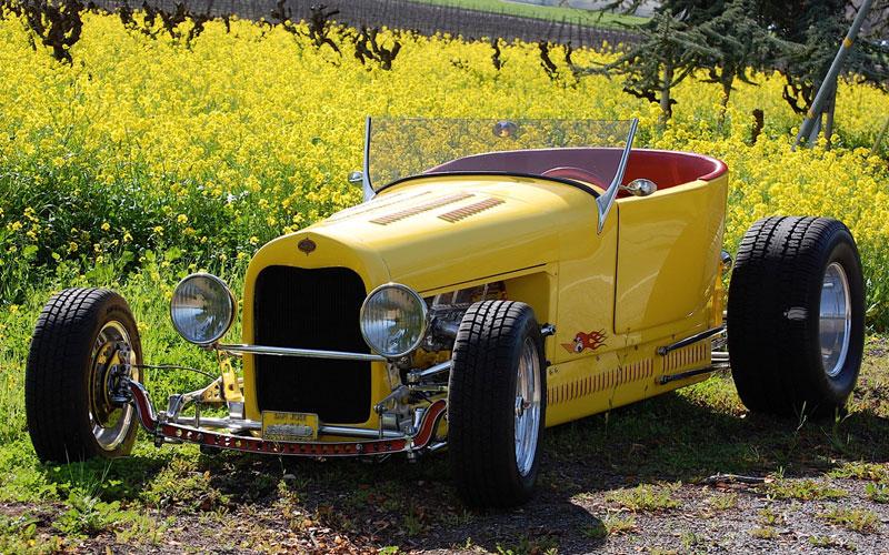 1927 Ford Lakester Zipper Bobtail My Dream Car