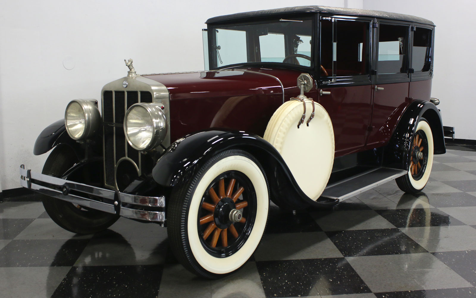 1927 Franklin Touring Airman: Vintage Innovation - My Dream Car