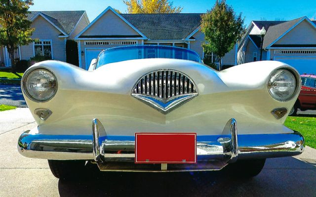 1954 Kaiser Darrin Roadster Price Drop