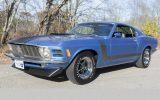 1970 Boss 302 W Code Mustang