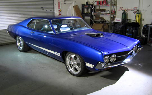 Show Low Ford >> 1971 Ford Torino Custom - My Dream Car