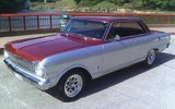 1965 Chevy II Nova SS is the Deal of the Day in the Cars On Line newsletter this week.