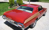 1972 Oldsmobile Cutlass Resto Mod
