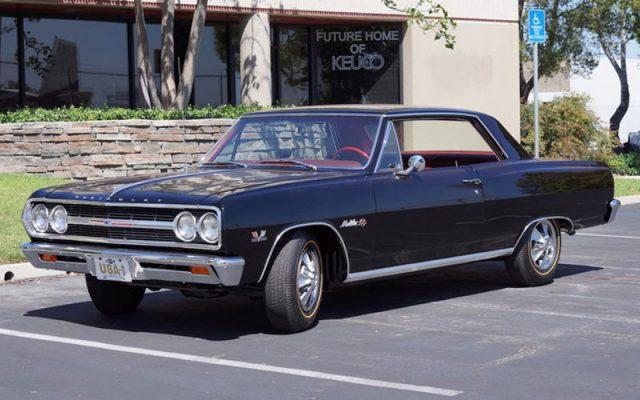1965 Chevrolet Malibu SS Z16