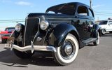 1936 Ford Tudor Humpback Sedan