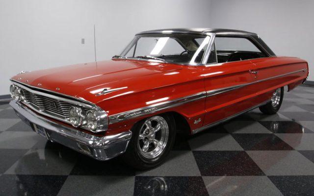 1964 Ford Galaxie 500 XL R Code