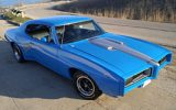 1968 Pontiac GTO Hardtop, Deal of the Day, Cars On Line newsletter