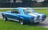 1967 Mustang GT 390