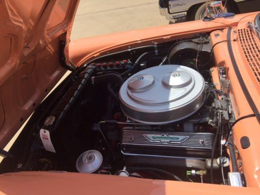 1957 Ford Fairlane 500 Skyliner E Code motor