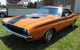 Vitamin C 1970 Dodge Challenger
