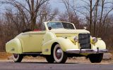 1938 Cadillac V-16 Series 90 Convertible Coupe