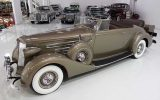 1937 Packard Twelve Roadster Coupe