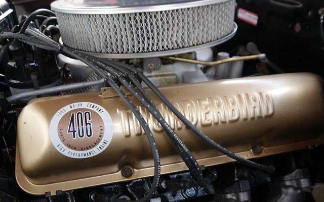 Online Car Auction >> 1963 Ford Galaxie 500 B Code 406