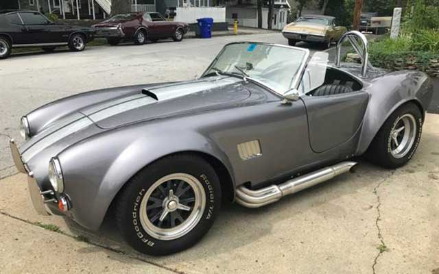 1965 Factory Five Shelby Cobra