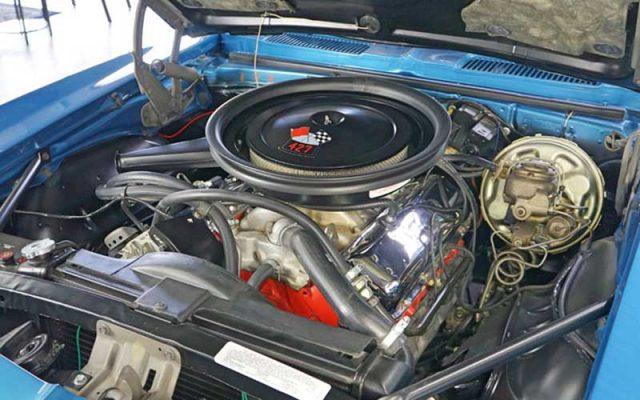 1969 COPO Camaro L72 427
