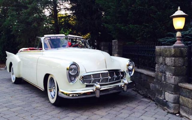 """1949 Chevy Convertible Called """"White Chevy"""""""