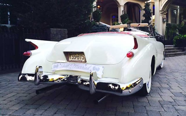 "1949 Chevy Convertible Called ""White Chevy"""