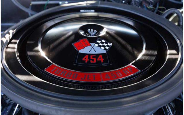 1970 Chevelle SS LS6 Convertible
