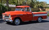 1958 Chevrolet 31 Cameo Carrier Pickup