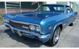1966 Chevy Impala SS 396 big block muscle car
